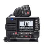 Funkgerät zur Anwendung auf Booten / festinstalliert / VHF / wasserdicht