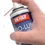 Spray-Schmiermittel