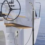 Relingfuß für Boote