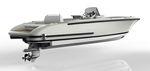 Innenborder-Konsolenboot / Open / Mittelkonsole / Beiboot für Yacht