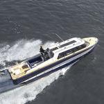 partiell geschlossene Rettungsboot / für Schiffe