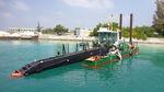 Schneidkopf-Saugbagger-Berufsboot / Katamaran / Innenborder / Diesel