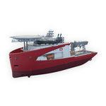 Offshore Service Schiff / für Bohrinselversorger OCV