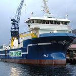Massengutfrachter-Frachtschiff