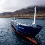 Kahn-Spezialschiff / Feederschiff