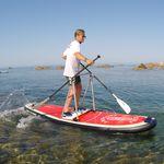 aufblasbares Stand-up Paddle-Board