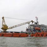 Kran für Schiffe / Schwerlast / Offshore