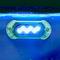 Unterwasserbeleuchtung für Yachten