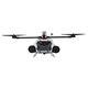 Hexakopter-Drohne / zur Inspektion / für Luftaufnahmen / wasserdicht