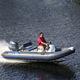 Außenborder-Schlauchboot / RIB / Mittelkonsole / Jockey-Konsole