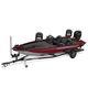 Bass-Boat / Außenborder / Seitenkonsole / Sportfischer / Aluminium