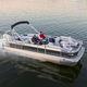 Außenborder-Pontonboot / tri-tube / Wakeboard / max. 12 Personen