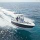 Außenbord-Konsolenboot / zweimotorig / Mittelkonsole / Open