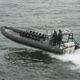 Militärboot Berufsboot / Außenbord / Festrumpf-Schlauchboot