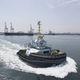 Schlepper-Berufsboot / Innenborder