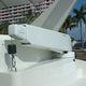 Beiboot-Davit / hydraulisch / Teleskop / schwenkbar