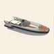 Innenborder-Schlauchboot / RIB / Mittelkonsole / Beiboot für Yacht