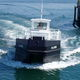 Ölrückführungsboot Berufsboot / Innenborder