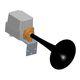 elektrisches Horn / für Boote < 20 m