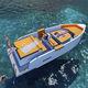 Außenbord-Konsolenboot / Mittelkonsole / Open / max. 10 Personen