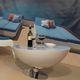 Tisch für Boot / für Yachten / für Schiffe / stabilisiert