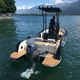 Angelboot für Tagesfahrten / Außenbord / Aluminium