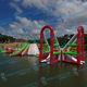 Park Wasserspielgerät / aufblasbar / schwimmend