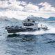 Außenbord-Schlauchboot / Innenborder / zweimotorig / dreimotorig
