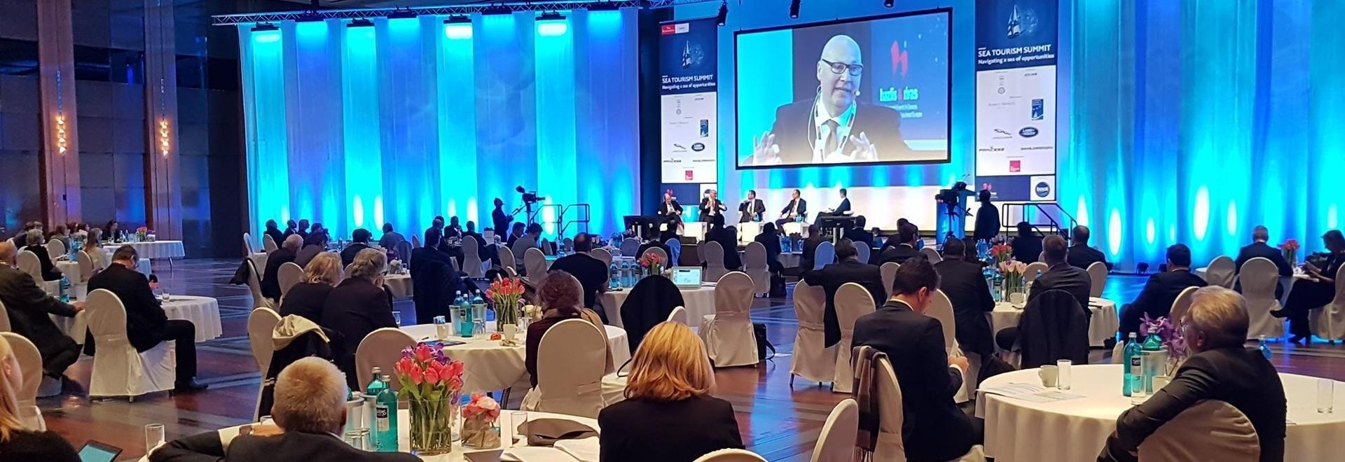 1. Sea Tourism Summit trotz Kinderkrankheiten als Erfolg gewertet