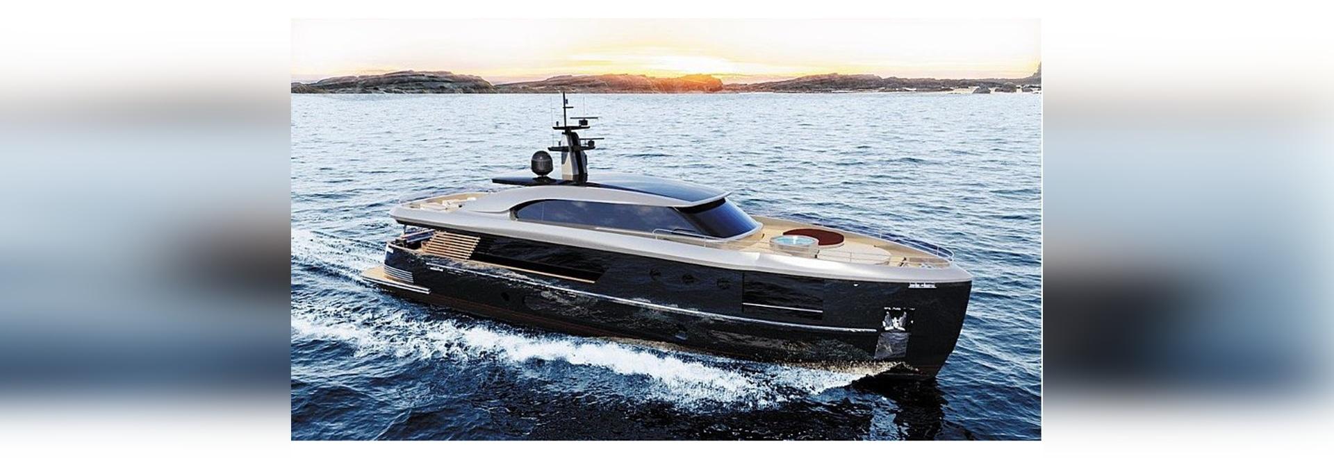 Azimut entwickelt neues Flaggschiff Magellano 30