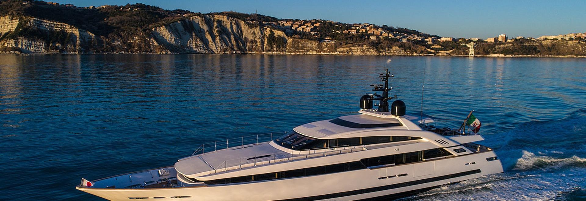 Erster Blick: An Bord der 43m Superyacht Agora III von ISA Yachts