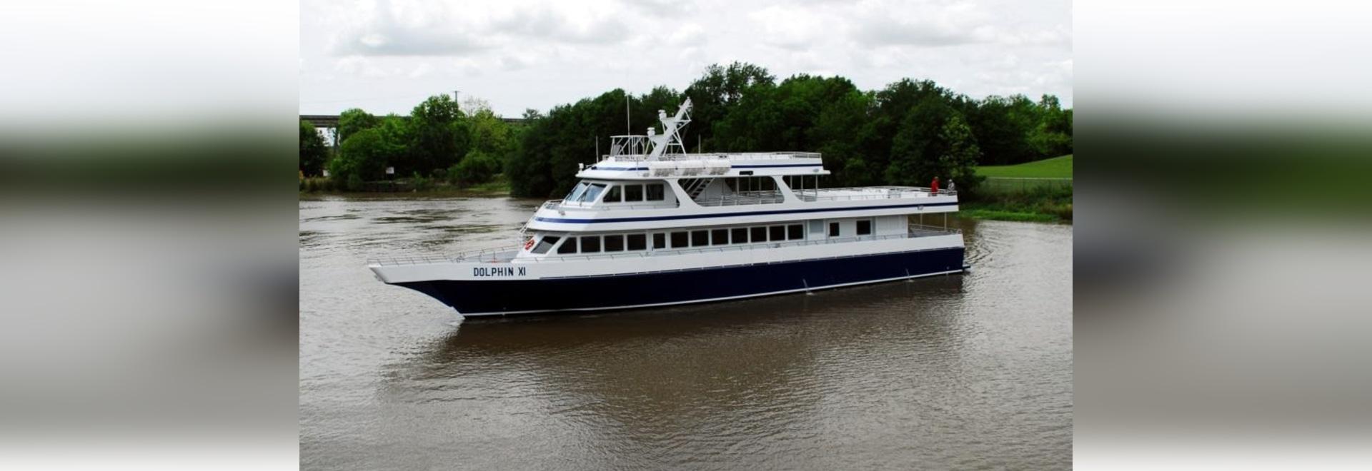 Gulf Craft liefert Walbeobachtungsschiff nach Massachusetts