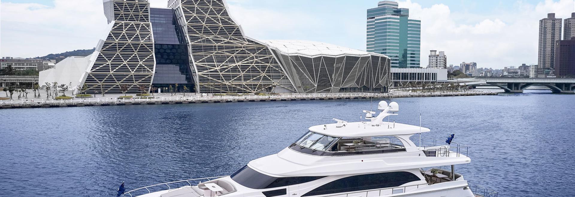 Horizon Yachts enthüllt erste 26m E81-Yacht