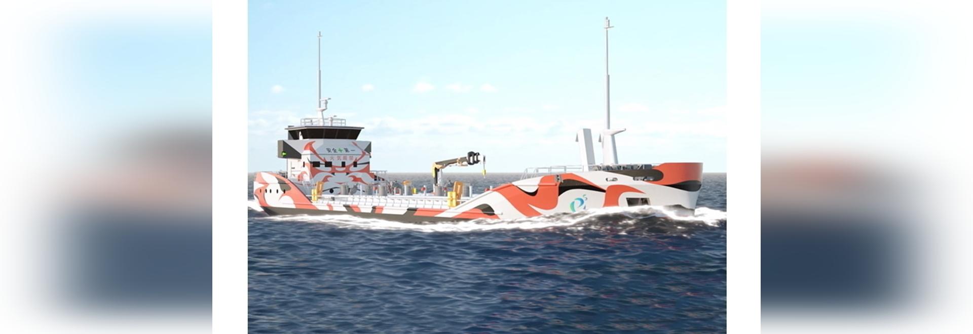 Japans e5-Labor zur Entwicklung von Standardserien elektrischer Schiffe