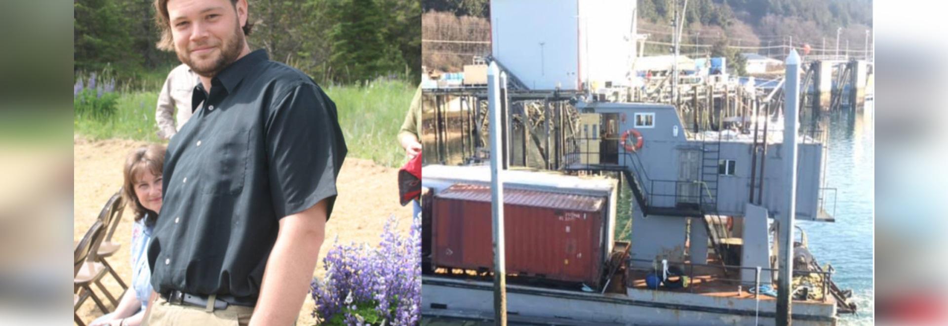 Mann aus Alaska macht eine 14-stündige Reise, um Vorräte in seine abgelegene Stadt zu bringen