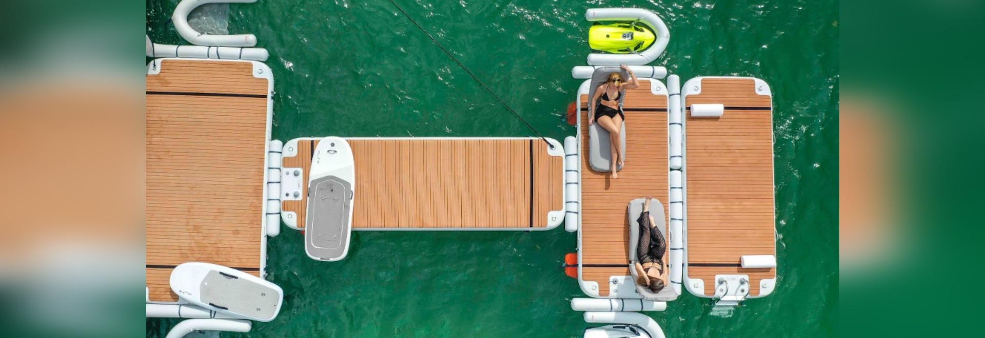 NautiBuoy: die Brücke zwischen Yacht und Wasser