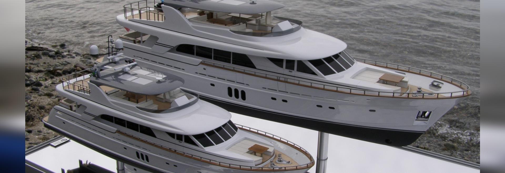 Neuigkeiten: 30m Mahalo Maßstab Modell