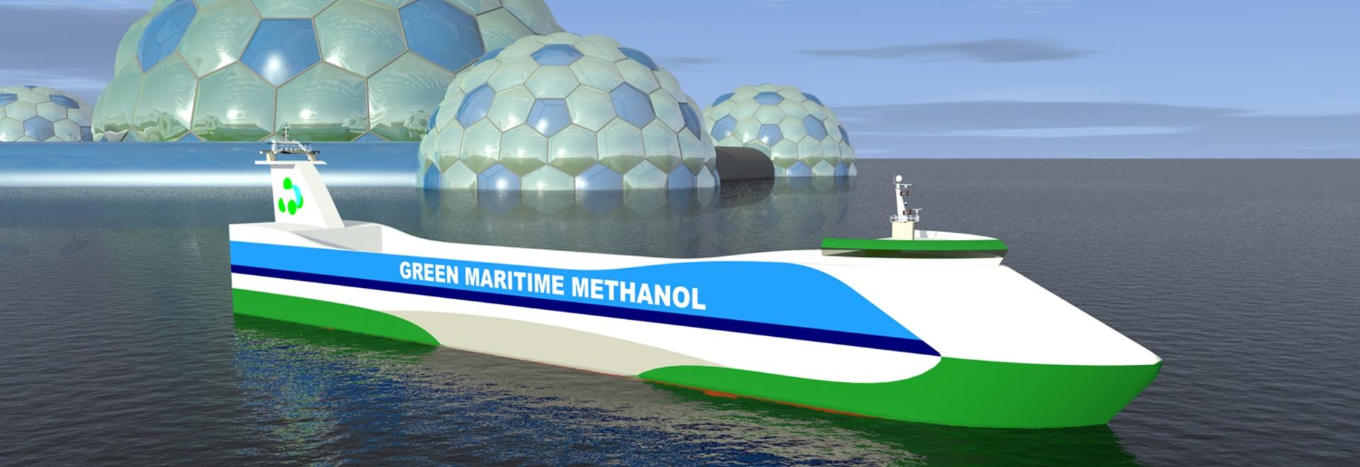 Niederländische Werften untersuchen nachhaltige Kraftstoffalternativen