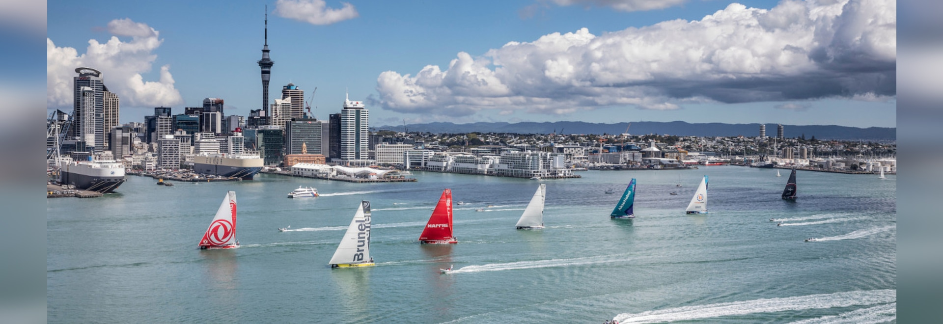 Die Ocean Race bestätigt ihre Rückkehr nach Auckland
