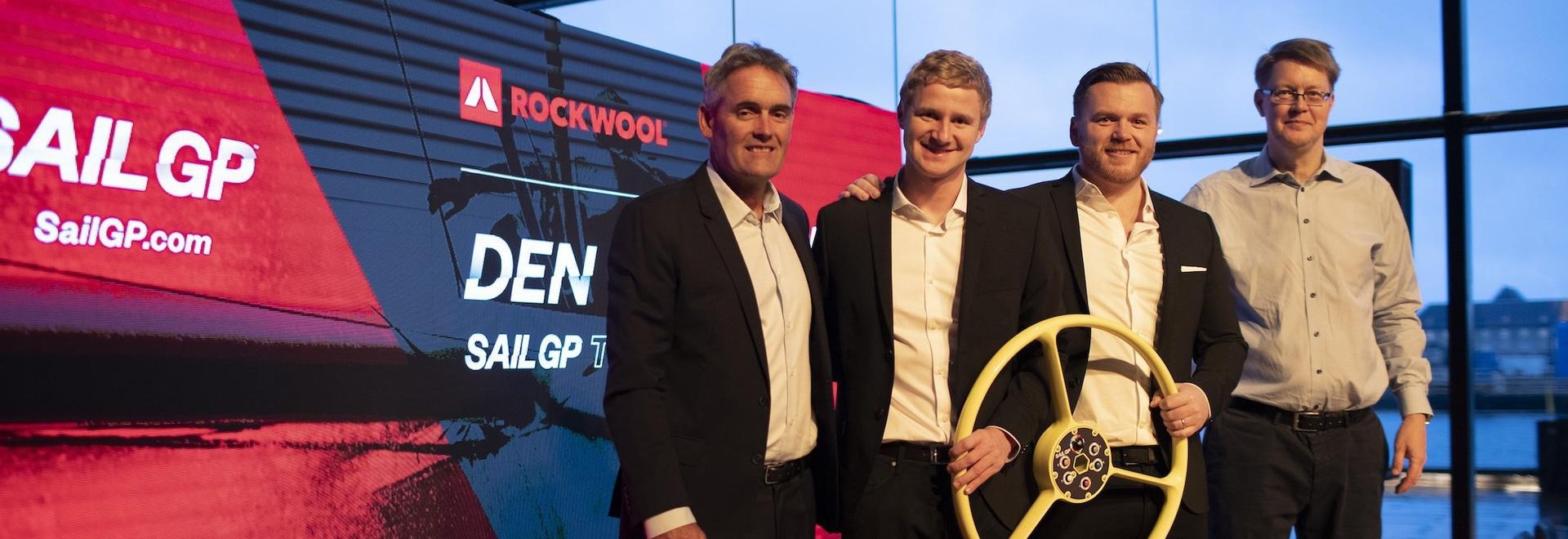 SailGP kündigt Dänemark SailGP Team präsentiert von ROCKWOOL an, um in der zweiten Saison in die Weltklasse-Besetzung einzusteigen