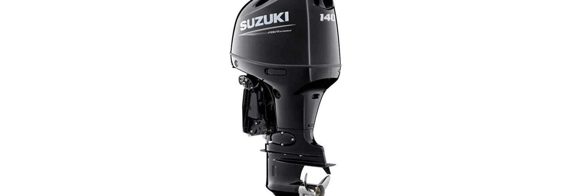 Suzuki Marine kündigt neue 140/115 Außenborder-Plattform an