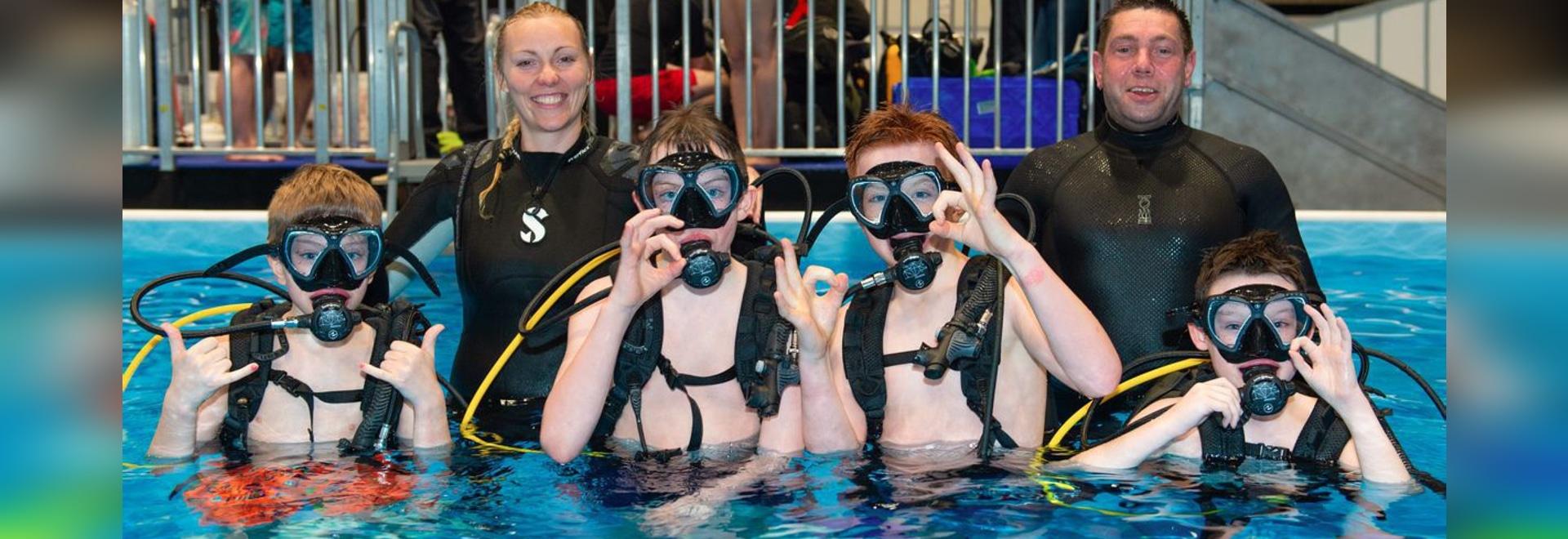 Termine für 2020 GO Diving Show angekündigt