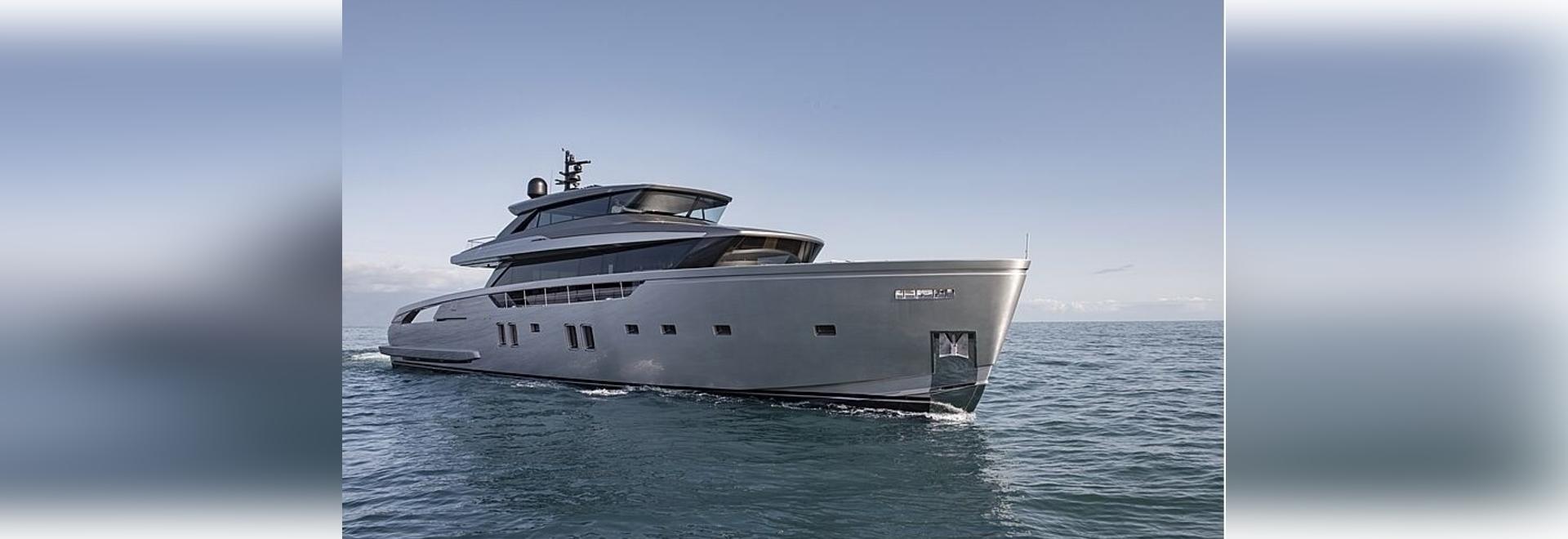 Die Villa, die schwimmt: An Bord des 34-m-Modells SX112 von Sanlorenzo