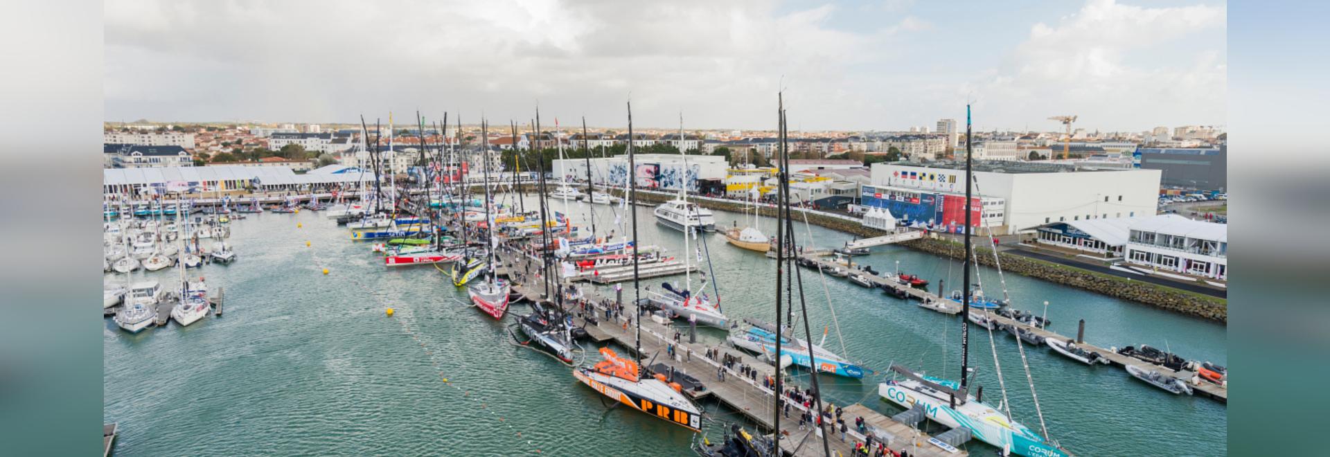 Wie Sie dem Vendée-Globe 2020 folgen