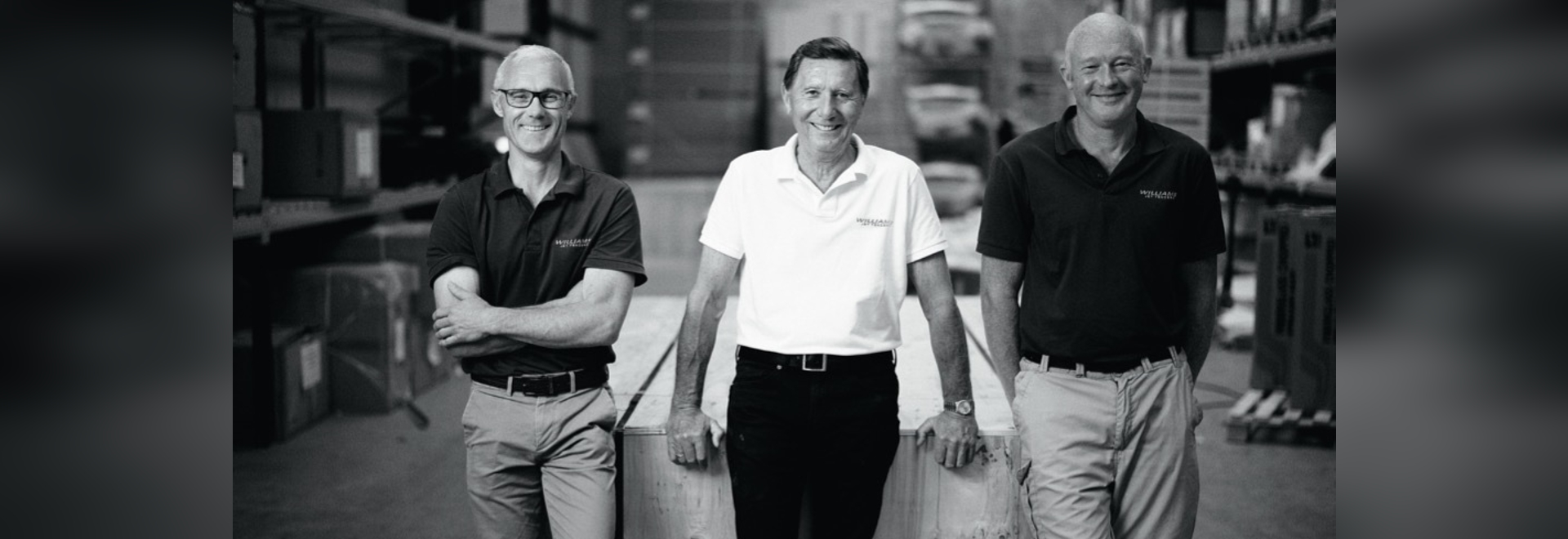 Williams Jet Tenders startet seine 10.000ste Ausschreibung