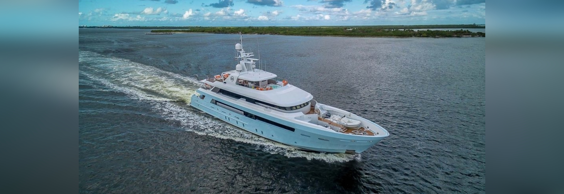 Zu verkaufen in Florida: 46m Delta Marine Motoryacht Time For Us