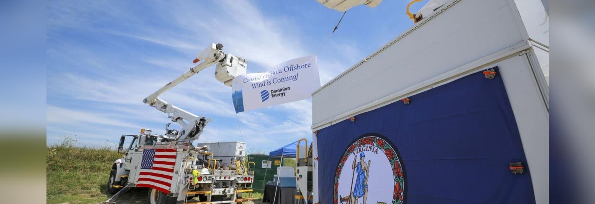 Zweiturbinenprojekt ist Vorläufer des 2-GW-Windparks