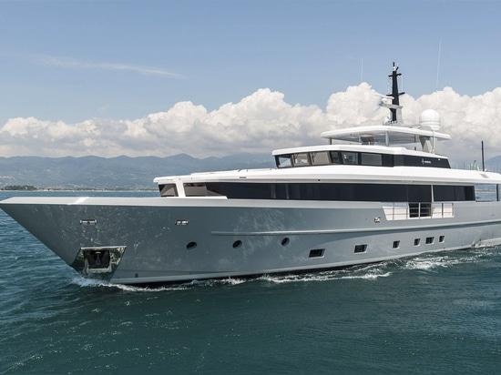 NEU: gehobene Pilothouse Super-yacht durch Admiralyachten