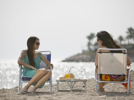 Strandstühle Forma-Marinesoldat