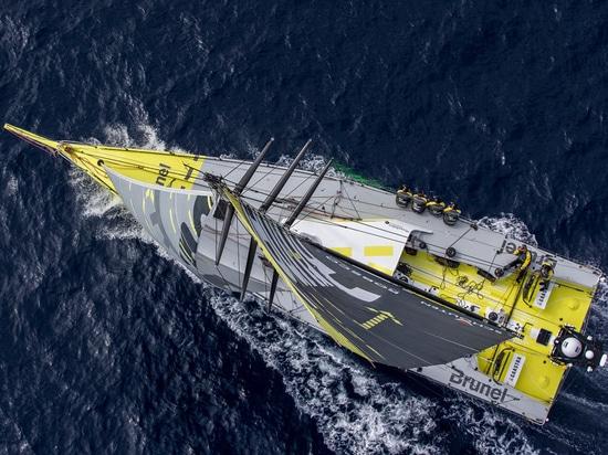 Neue Anlagen der südlichen Sparversorgungen zu Volvo Ocean Race-Flotte
